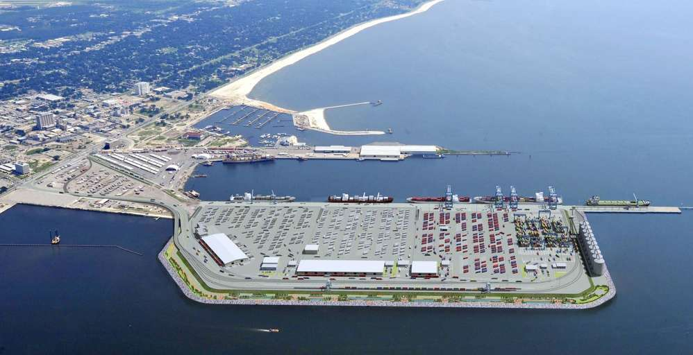 Southern Industrial Contractors of Rayville, La., is suing the Mississippi Port Authority over a contract for construction at the Port of Gulfport.