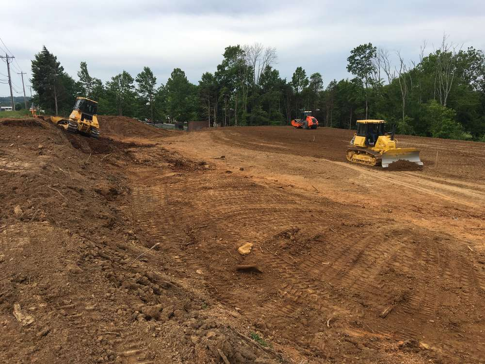 """We just love those machines because they produce more than our other machines that we use. For our size they work well from start to finish,"" said Chris Brown, Bellamy Excavating superintendent"