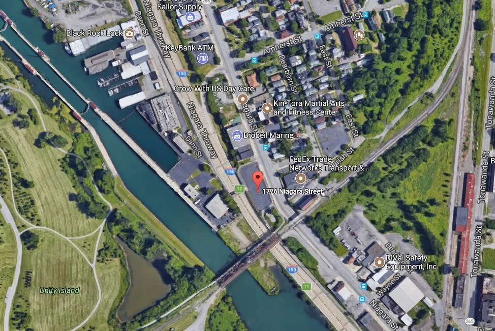 The U.S. Army Corps of Engineers is proposing to construct a new District Headquarters building at its 1776 Niagara Street location in the Black Rock section of Buffalo, N.Y.