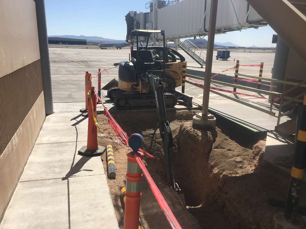 At the Tucson International Airport, changes are fueling a $28.3 million project aimed at making the travel experience more efficient and more comfortable.