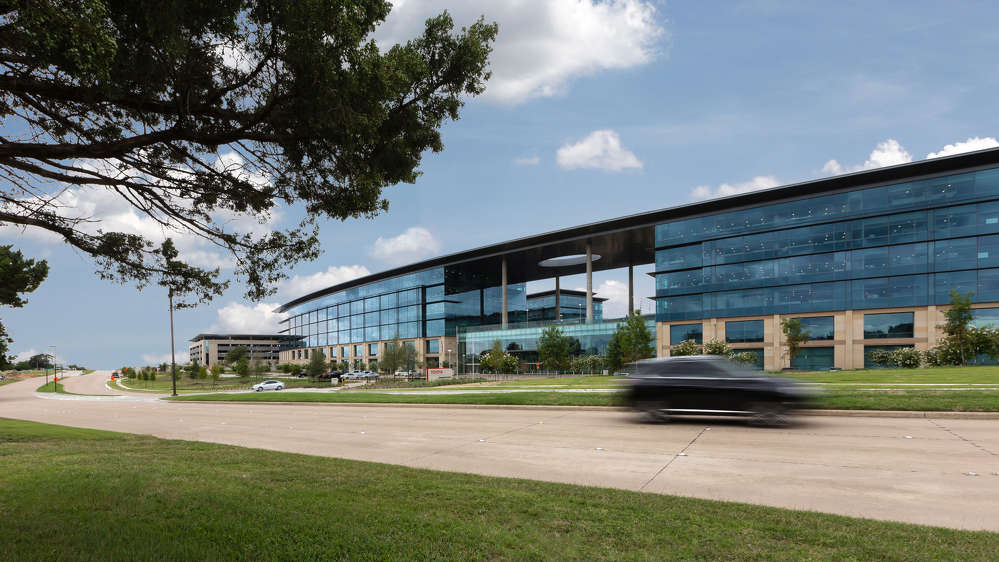 Toyota Motor North America Inc. celebrated the official opening of its new North American headquarters in Plano, Texas. (Toyota Motor North America photo)