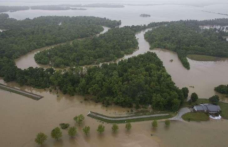 Emergency workers are making plans to cover the holes in case of torrential rains such as the ones in May that caused record river levels in Pocahontas, the Arkansas Democrat-Gazette reported.