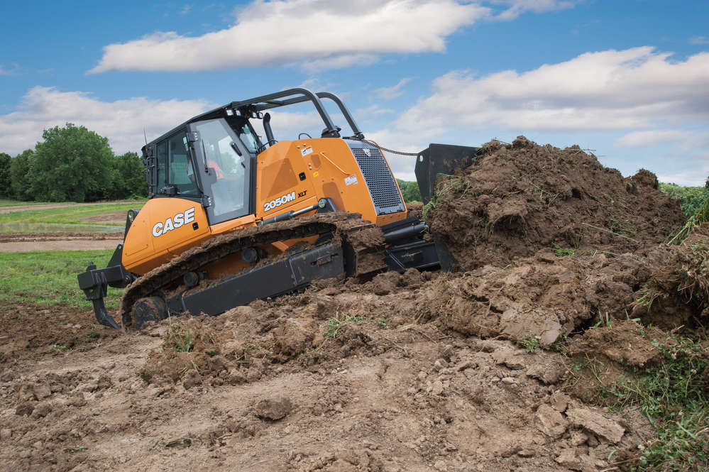 The SiteControl CoPilot system is available on 1150M, 1650M and 2050M M-Series dozers through CASE Certified Precision Solution Dealers.