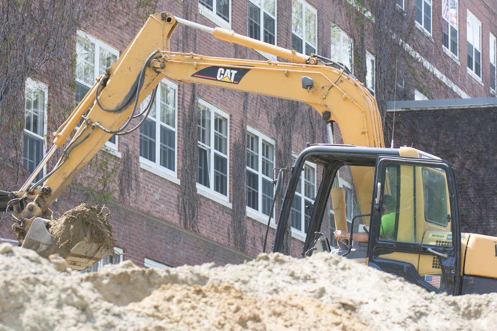 After the renovations, there will be 39 classrooms, which is a 22 percent increase.