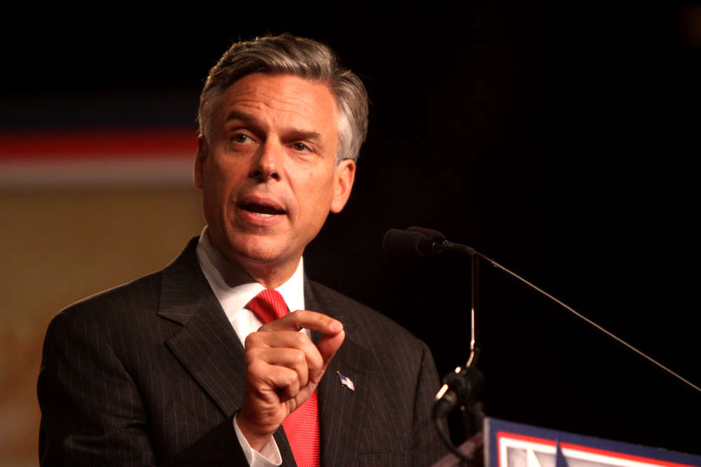 Jon Huntsman Jr., joined the Caterpillar Board of Directors in 2012 after serving for two years as the U.S. ambassador to China. He served as the governor of Utah from 2005 to 2009.