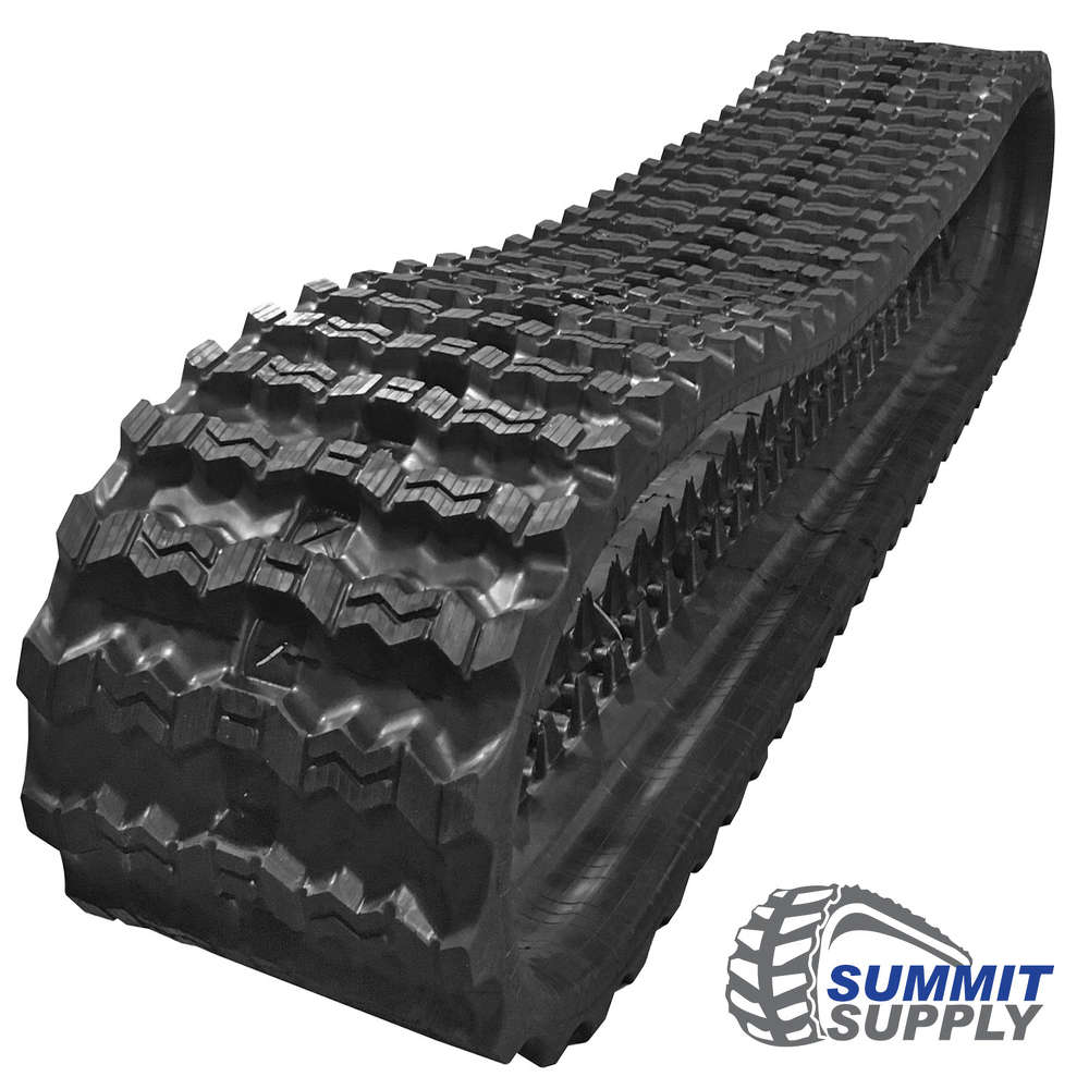The Zig-Zag pattern offers enhanced traction and virtually eliminates slippage both forward and backward, while minimizing machine vibration and turf scarring.