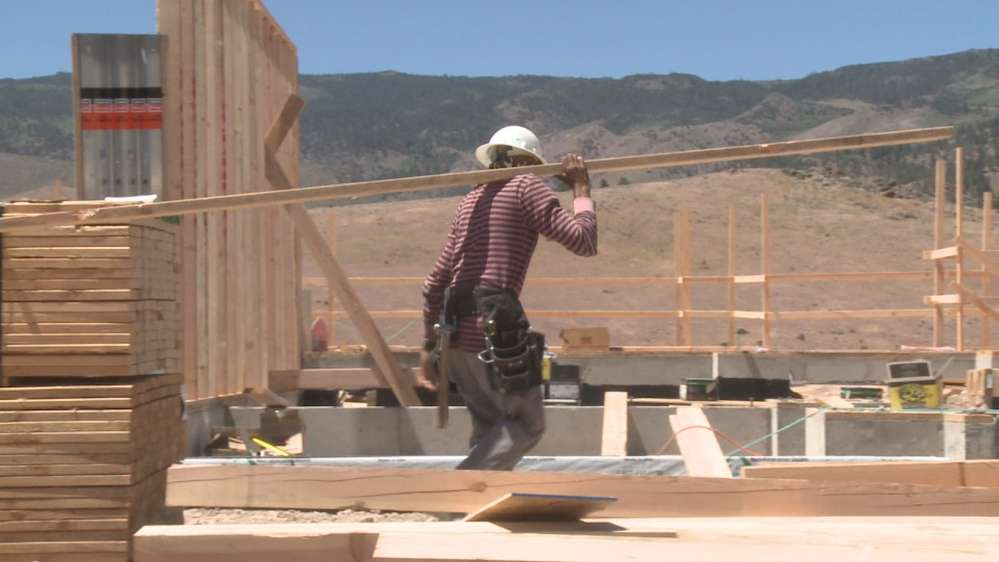 evada Builders Alliance CEO Aaron West, said their hope for this partnership is to encourage Nevada's youth to pursue a career in the construction industry.