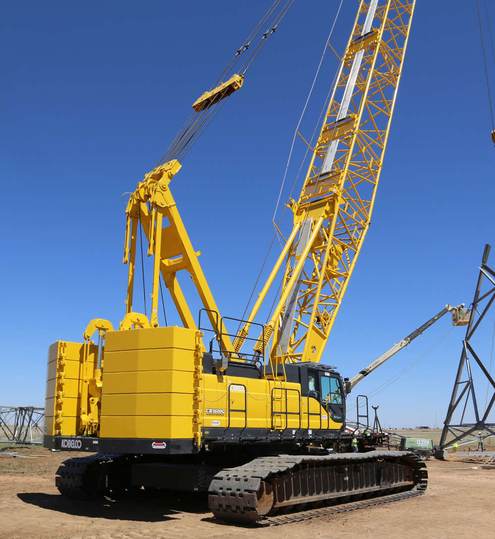 As an authorized dealer, ALL will service and support its Kobelco equipment even after a sale.