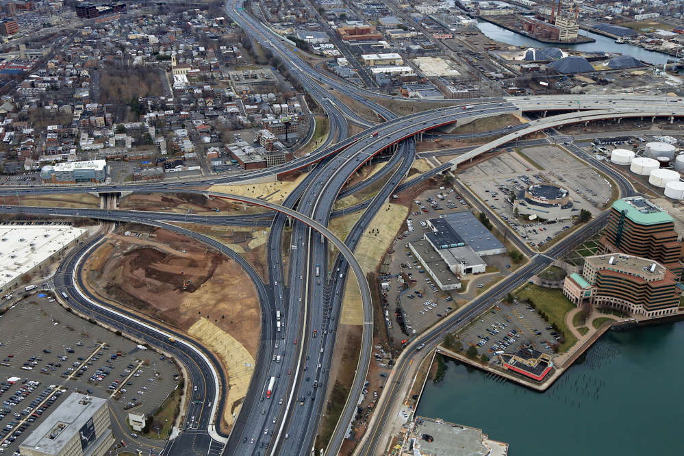 Connecticut DOT won in the large category for Quality of Life/Community Development for its I-95/I-91/Route 34 Interchange Reconstruction Project.
