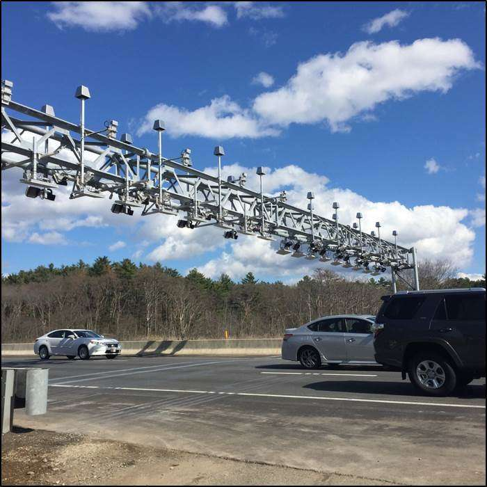 Massachusetts DOT's All Electronic Tolling Project won in the medium category for technology.