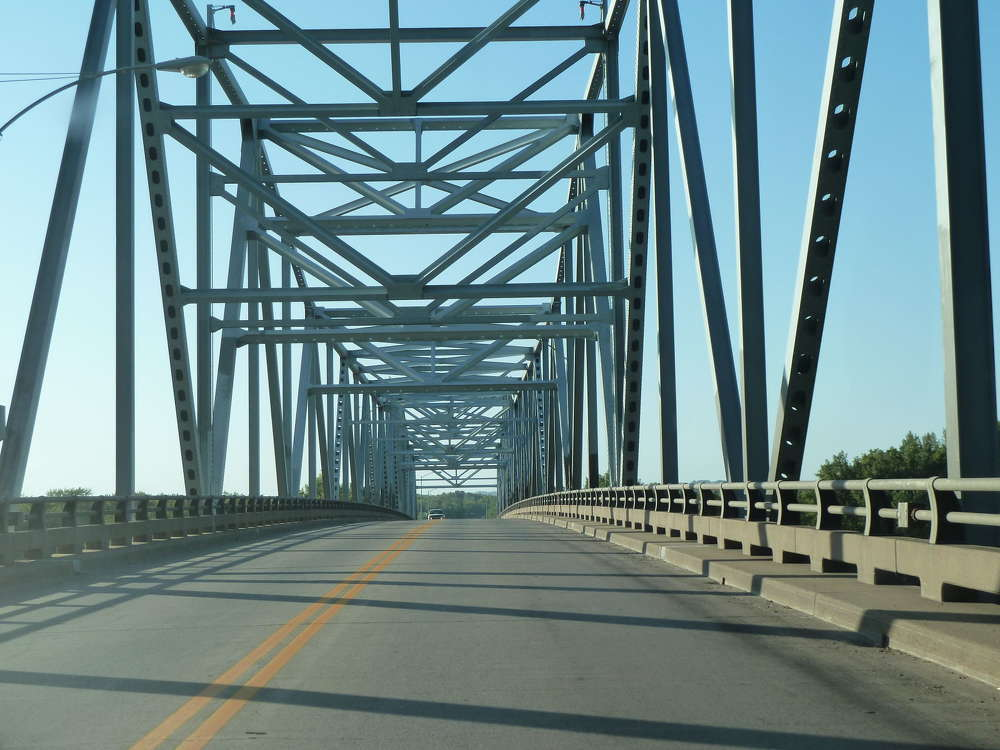 Several new bridges are being built this summer, including the Hwy. 63 Eisenhower Bridge over the Mississippi River in Red Wing, a $63 million project.