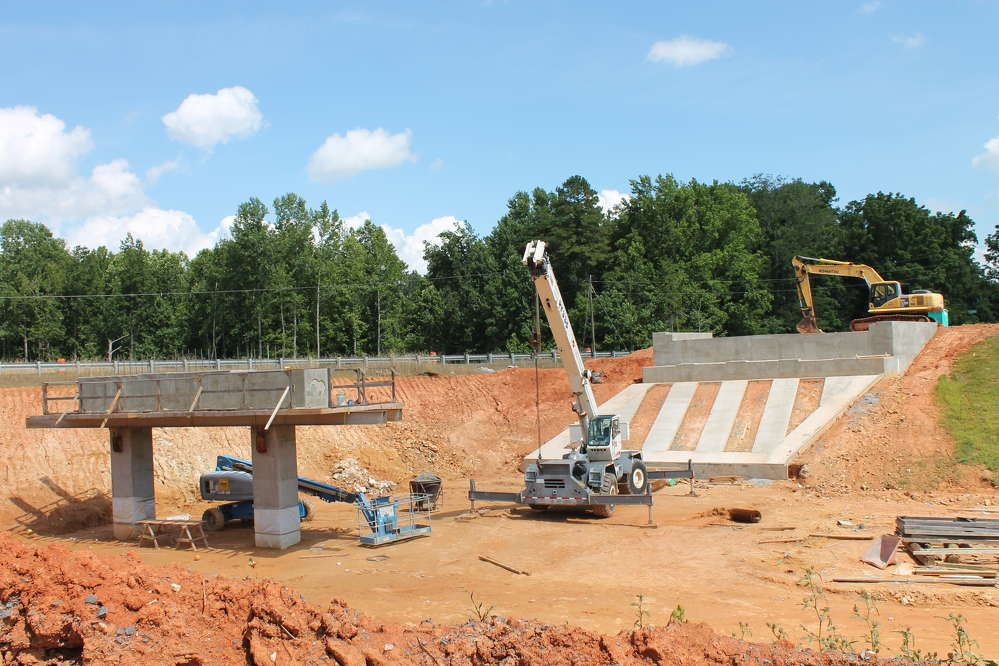 The Asheboro Bypass is part of a larger plan to upgrade the U.S. 64 and N.C. Highway 49 corridors.