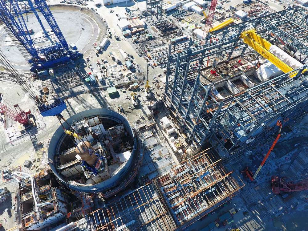 Santee Cooper and South Carolina Electric & Gas will halt work immediately on two nuclear reactors in the Midlands, S.C., ending months of deliberation over the future of the troubled project (Photo Credit: The Post and Courier).