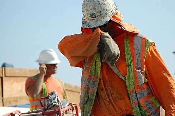 Oregon OSHA launched a heat stress prevention program on July 11.