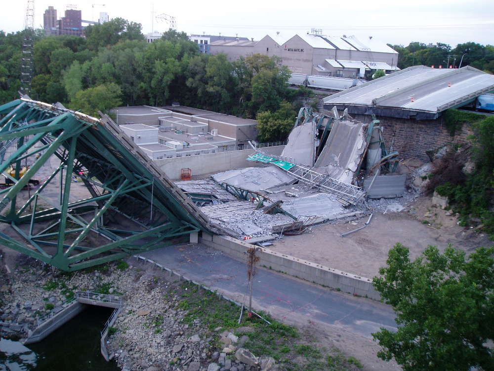 August 1 marks the 10th anniversary of the I-35W bridge collapse in Minneapolis.