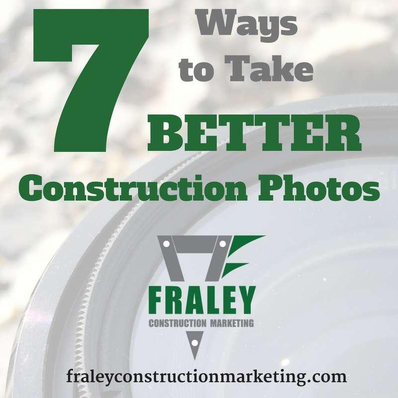 Fraley Construction Marketing logo.