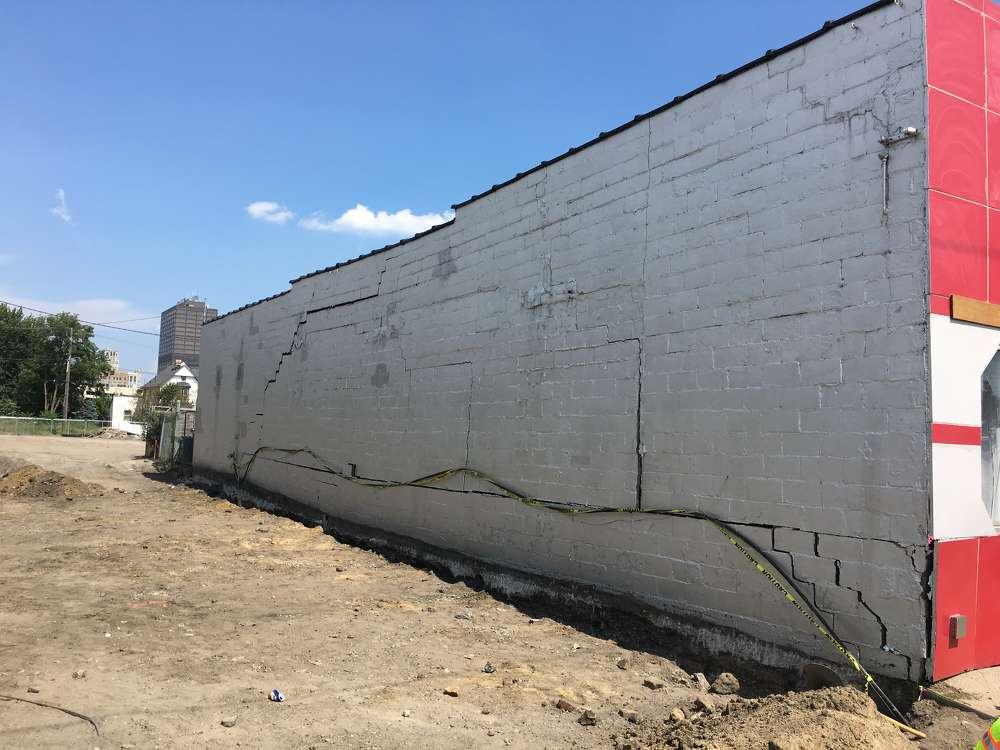 The incident damaged the building's foundation, making it a safety hazard to stay open, said Aliccia Bollig-Fischer. She was uncertain if the club and bar would reopen at the site.
