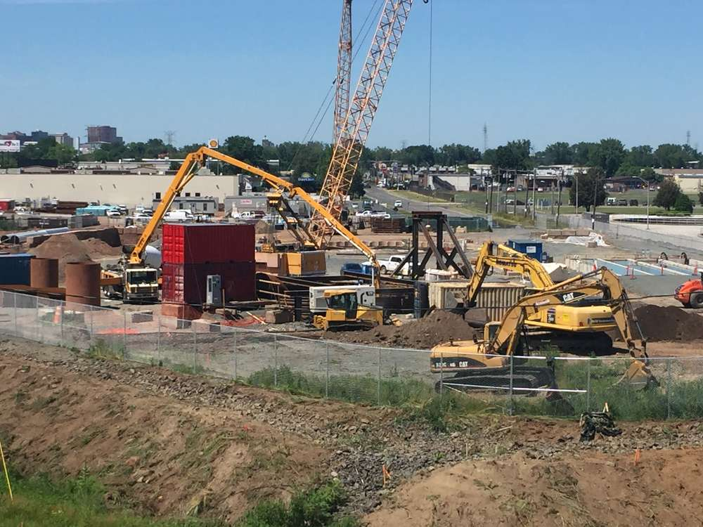 Kenny and Obayashi JV is currently constructing the $279.4 million South Hartford Conveyance and Storage Tunnel, which will store the waste water and storm water until it can be treated at the Hartford Water Pollution Control Facility.