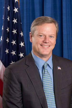 Governor Charlie Baker