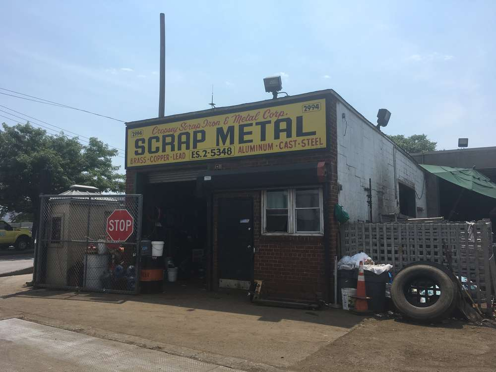 Cropsey is a family owned and operated facility that is both a ferrous and non-ferrous scrap metal recycler.