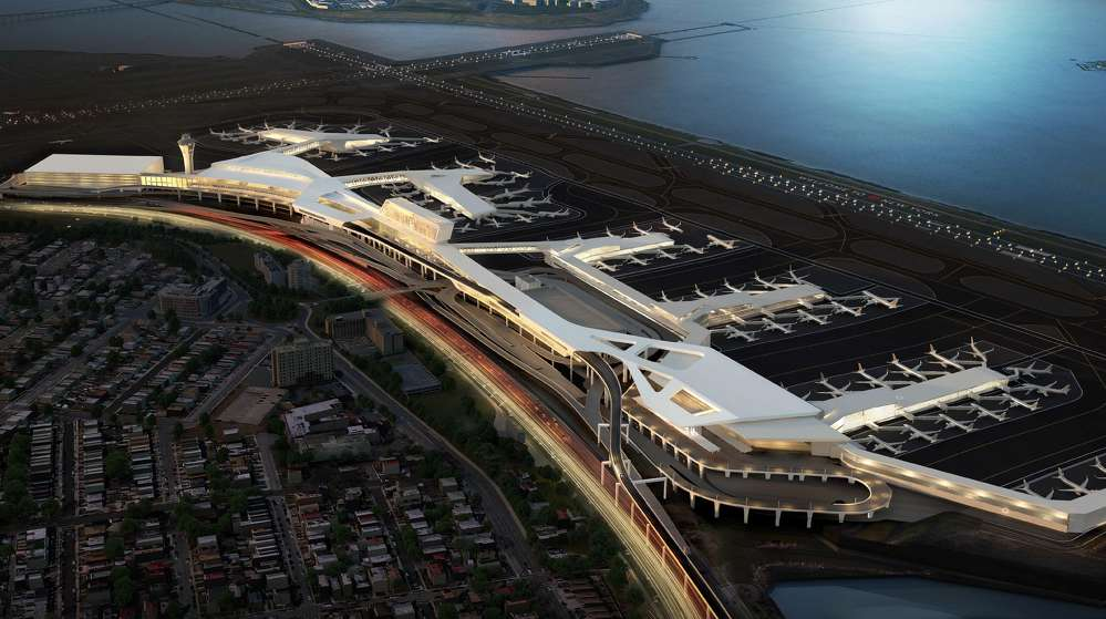 Gov. Andrew M. Cuomo announced the Port Authority of New York and New Jersey's Board of Commissioners gave final approval to a lease agreement with Delta Air Lines for its new $4 billion, 37-gate facility at LaGuardia Airport.