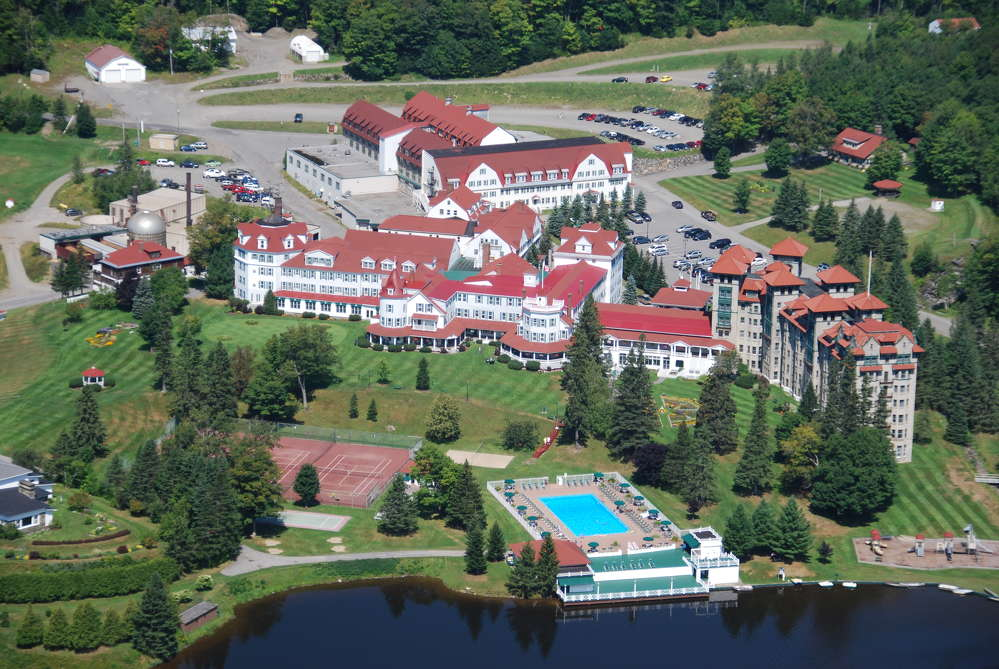 ixville Capital LLC has filed four site plans with New Hampshire's Coos County Planning Board in an effort to begin Phase I of a $165 million expansion and rehabilitation project at The Balsams resort.