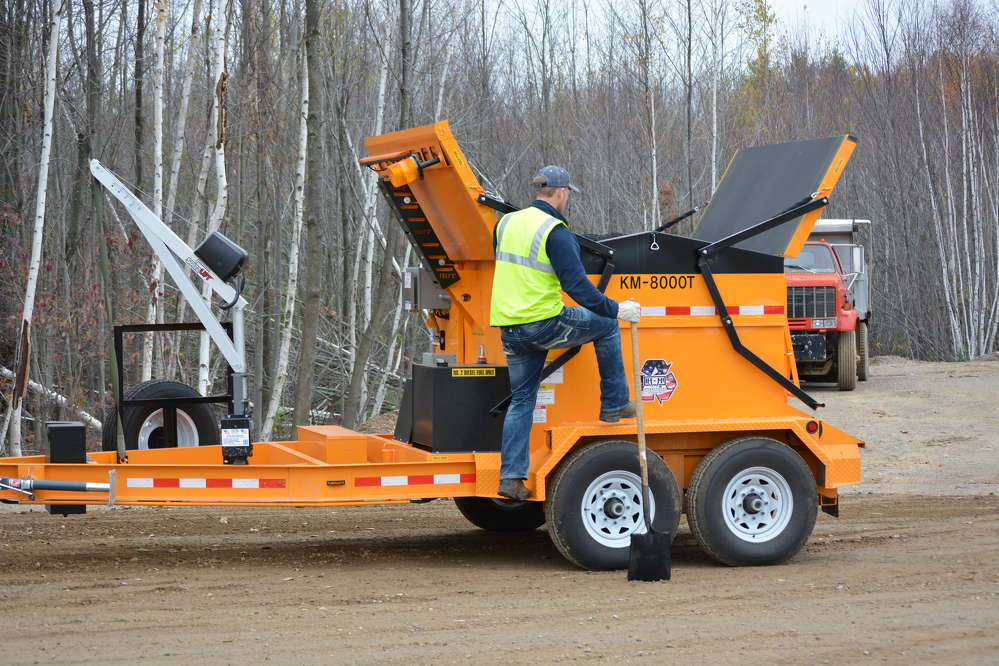 KM International's line of asphalt maintenance equipment has been manufactured in the USA for the past 30 years and provides solutions for contractors and municipalities.