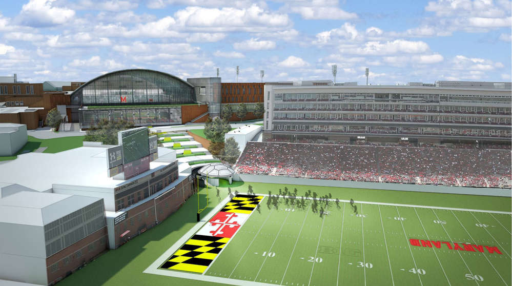 The cost of the University of Maryland's $155 million Cole Field House construction project has now jumped to $196 million.
