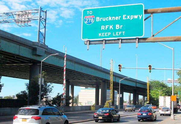 Lane Construction Corporation won the contract to replace the Unionport Bridge. (Bronx Times photo)