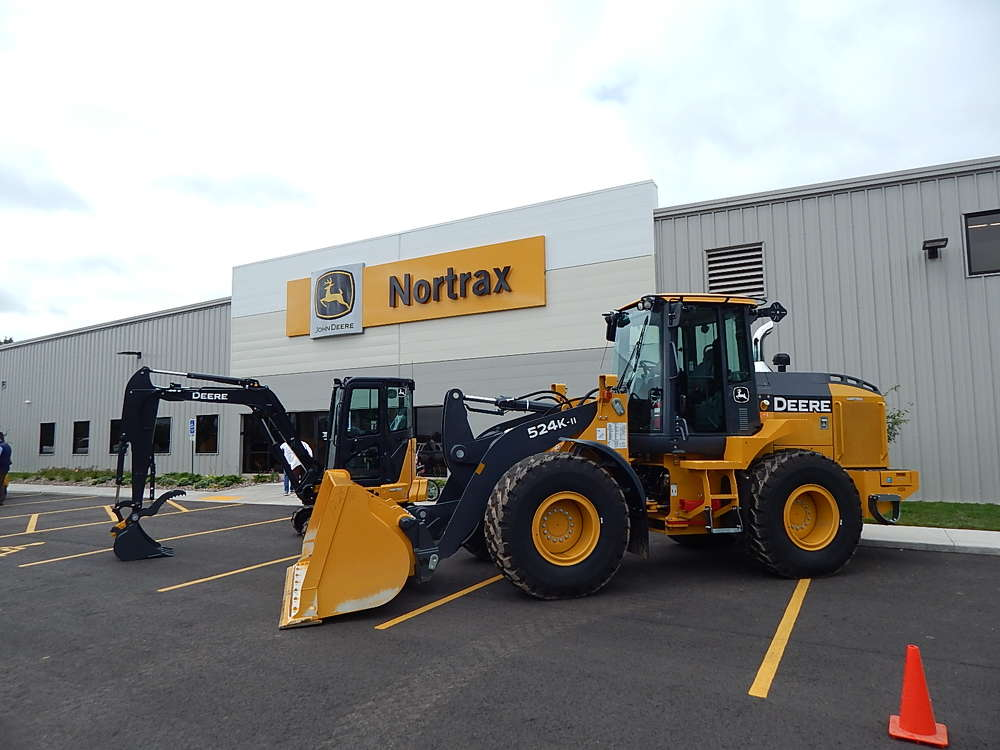 On Aug. 18, Nortrax celebrated the grand opening of its new flagship store in Merrill, Wis.