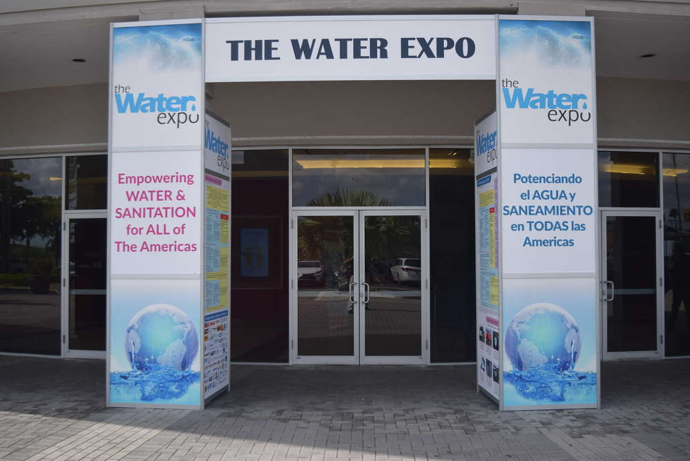 The 2017 Water Expo was held on Aug. 30  and 31 at the Miami Airport Convention Center.