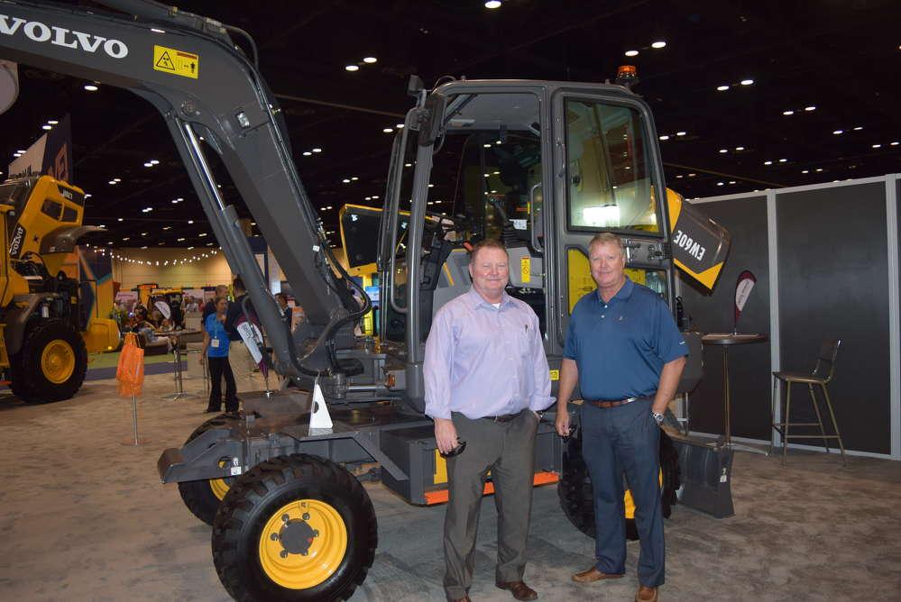 Bob Leavy (L), senior vice president and partner, and Tommy Ball, senior vice president and partner of Flagler CE.