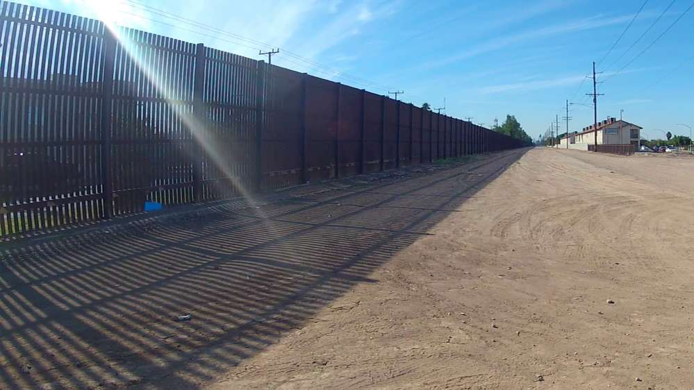 The Trump Administration will waive a series of laws and regulations to expedite the construction of a two-mile stretch of border wall in California.