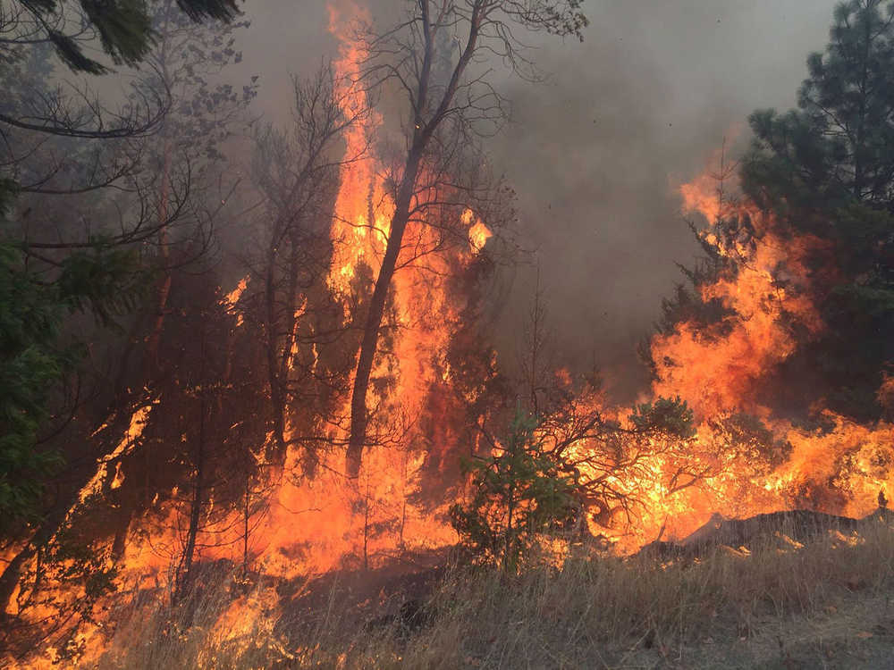"Federal Highway Administration (FHWA) officials today announced the immediate availability of $1 million in ""quick release"" Emergency Relief (ER) funds to help begin repairs on roads and bridges in Oregon damaged by wildfires that began last July."