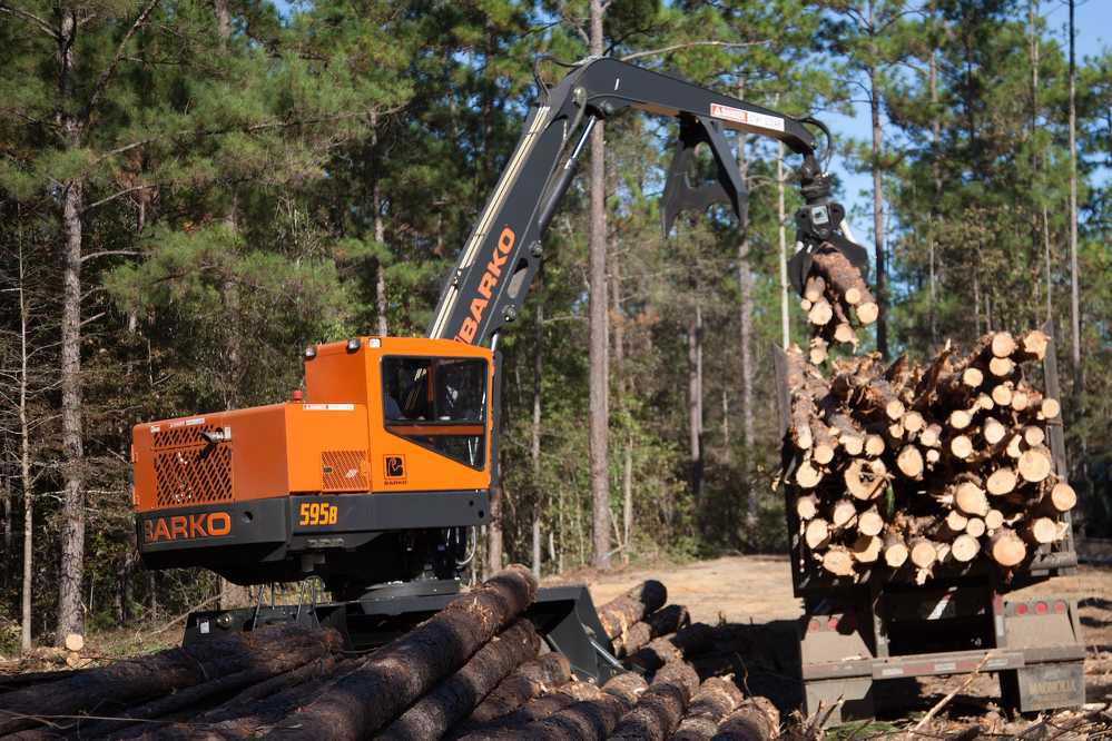Barko Hydraulics LLC is proud to announce Crosby Equipment Company as its new dealer for logging and land clearing equipment in Georgia.