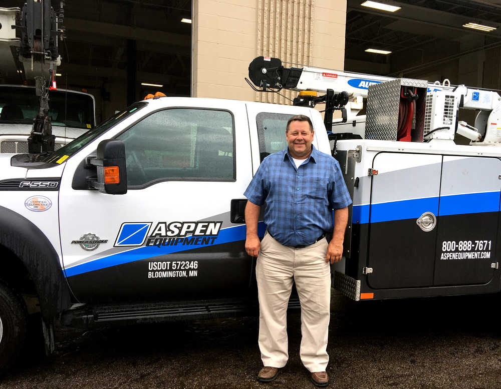 Aspen Equipment has hired Jerry Rex as Davenport, Iowa, branch manager to lead a team of versatile service technicians who work on virtually all types construction equipment.
