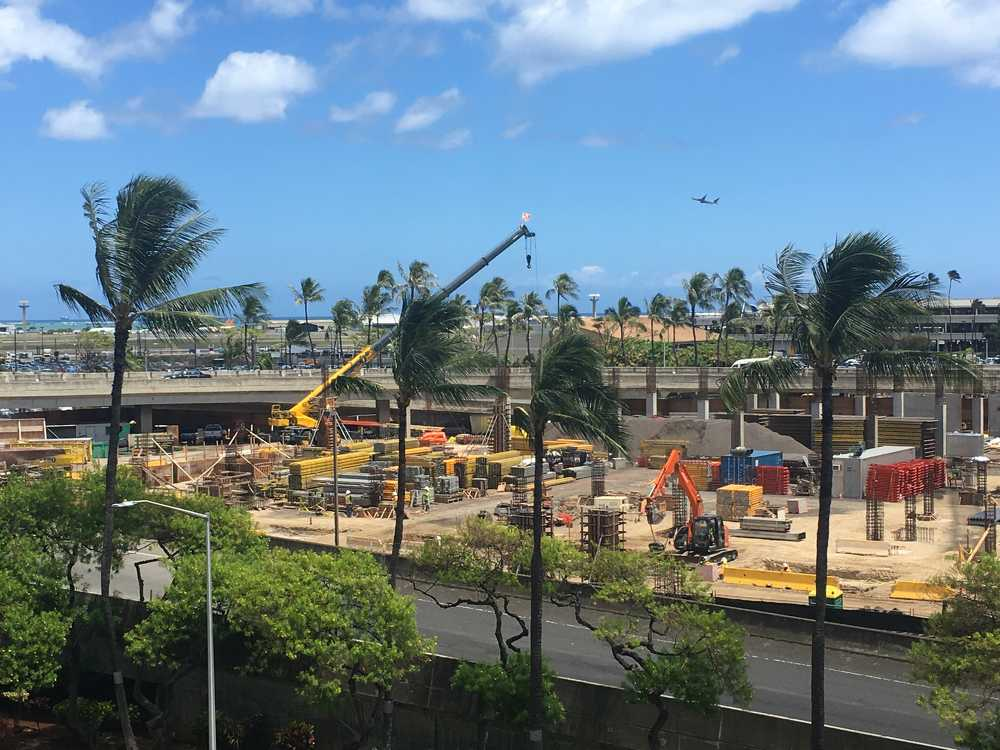 Hawaii's largest and most active airport is undergoing a $2.7 billion modernization project.