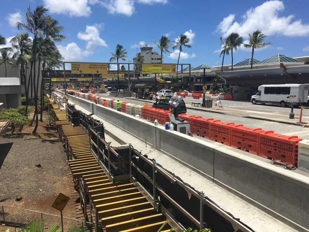 The modernization project is expected to be ongoing through 2021.