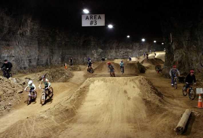 Louisville Mega Cavern, Louisville, Ky.