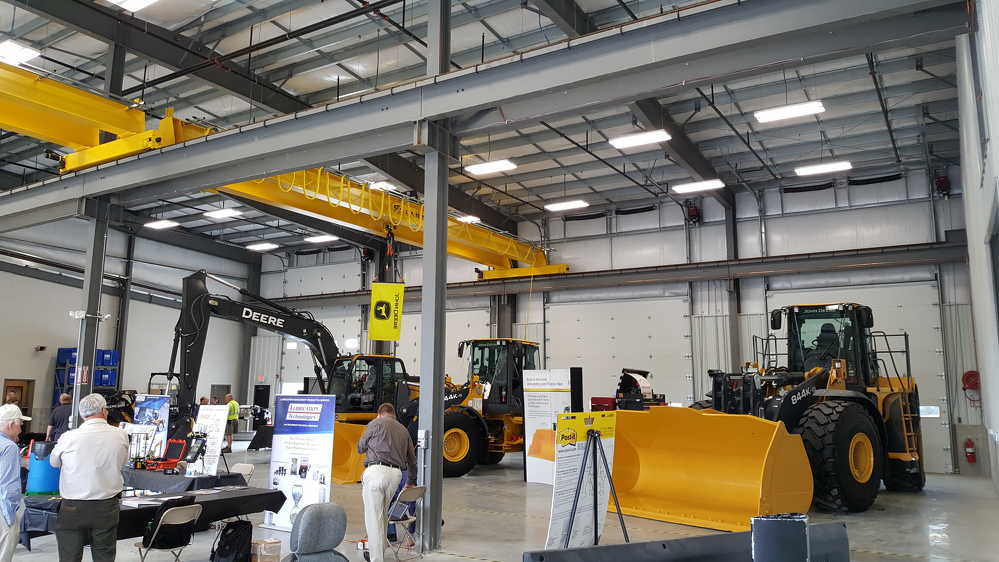 Schmidt Equipment is a full-line, full-service dealer of Wirtgen, Hamm, Vogele, John Deere, Morbark, Hitachi, Interstate Trailers, Big Tow Trailers, Paladin Attachments, FFC, Sweepster, CP, JRB, GEM, Woods Construction, Viking Plows, Craig Manufacturing, TAG Manufacturing and Indeco.