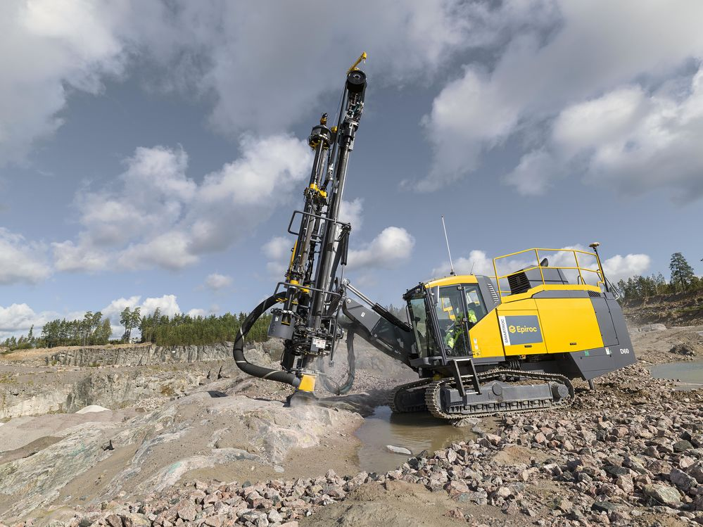 Epiroc to Showcase Surface Drilling Automation at ConExpo 2020