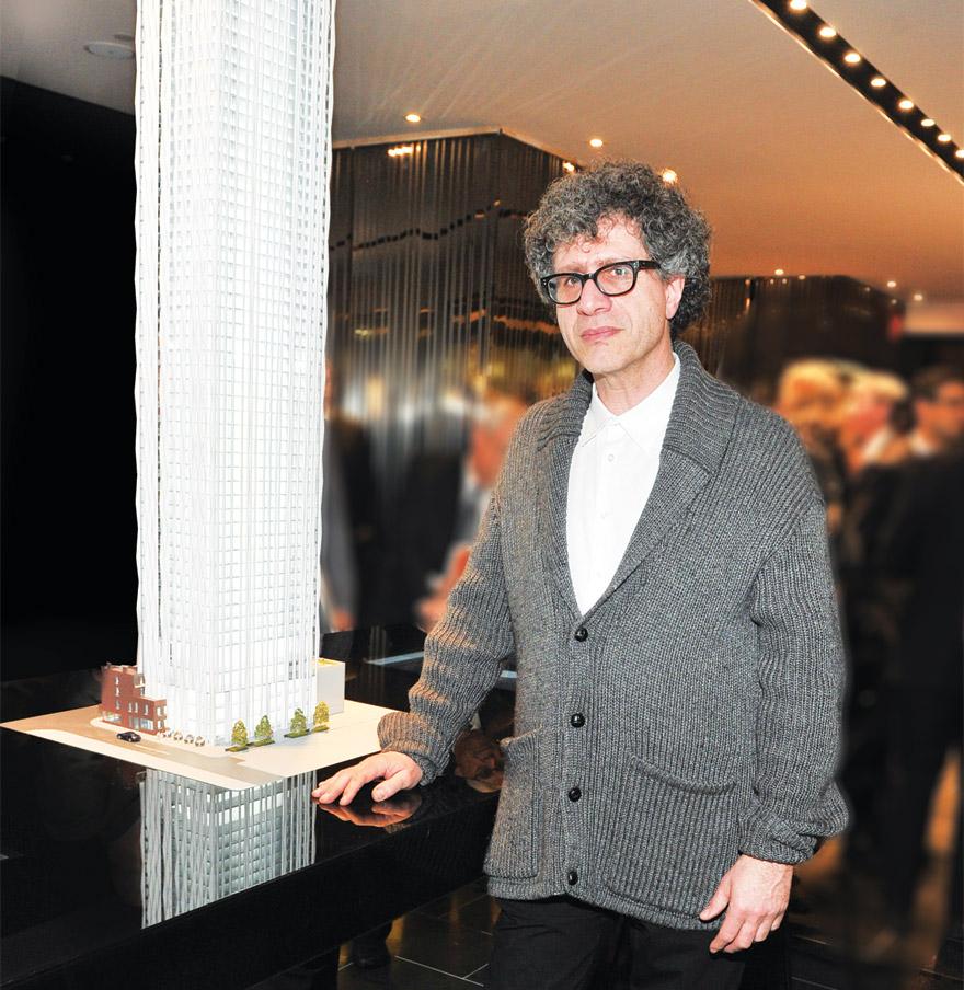 Q&A with architect Rosario Varacalli