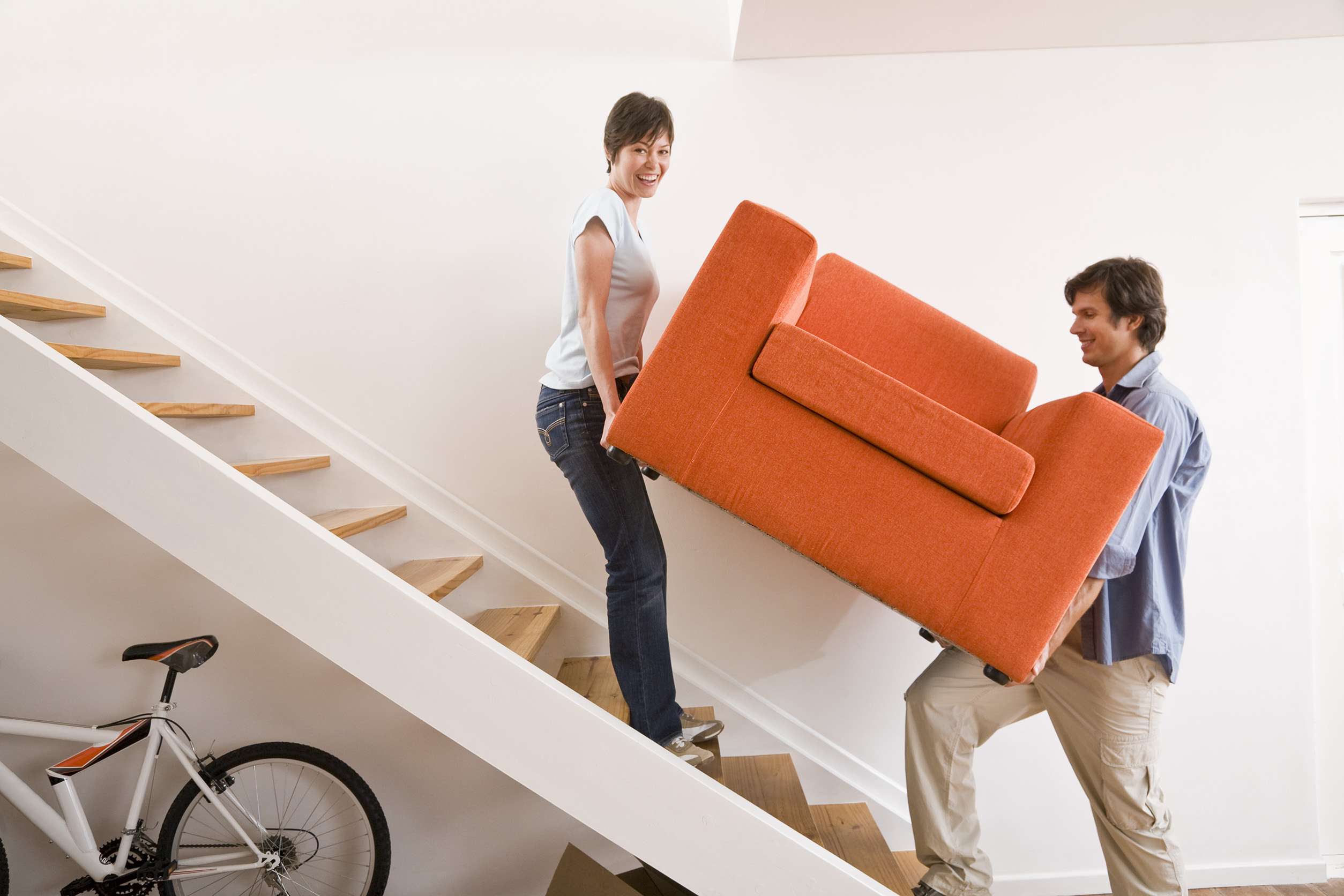 Finding a mover: The grandma rule, rules