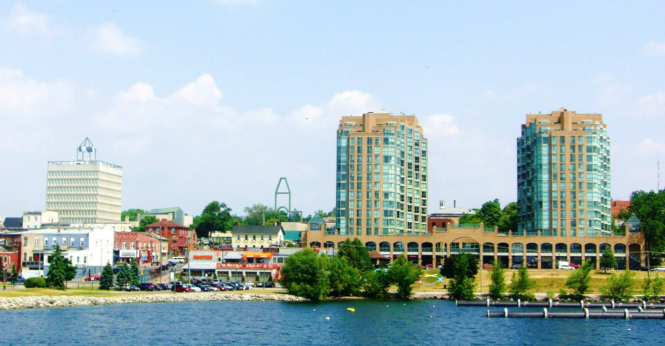 Top 10 safest cities in Canada