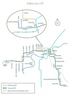 9 things you should know about the Valley Line LRT