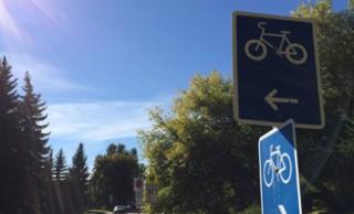 Bike lanes? What the B*ke is going on?