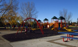 Lee Ridge Park Welcomes All-Abilities Playground