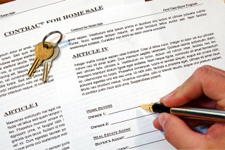 Your new home offer checklist