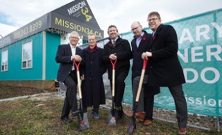 Controversial Mission Road revamp breaks ground