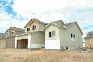New home prices on the rise